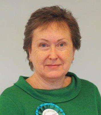 Cathy Gardner EDDC Elections 2019