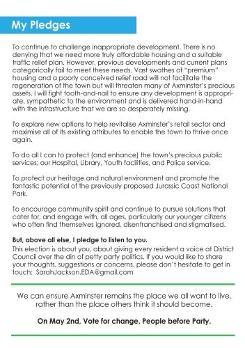 Sarah Jackson EDDC Leaflet 3