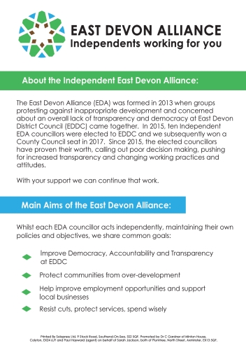 Sarah Jackson EDDC Leaflet 4